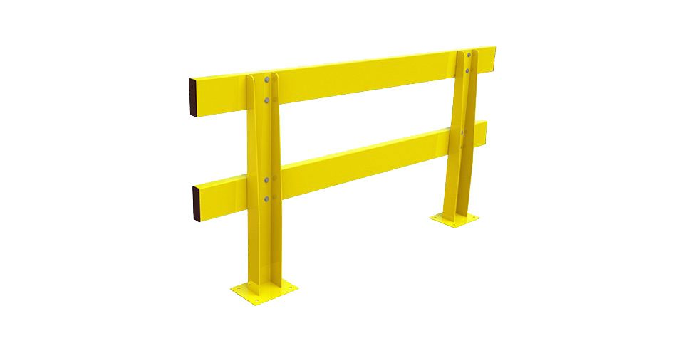 safety barrier warehouse