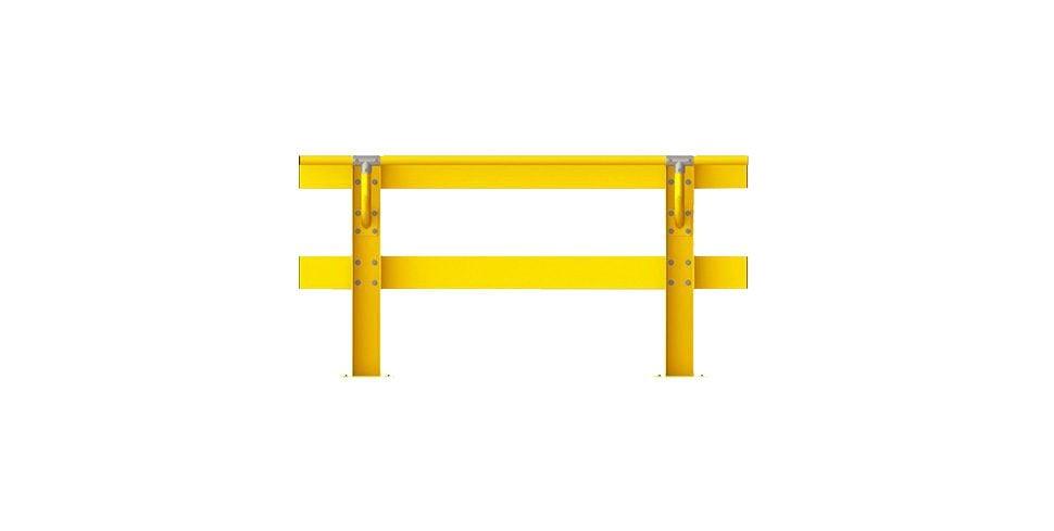 verge safety barrier