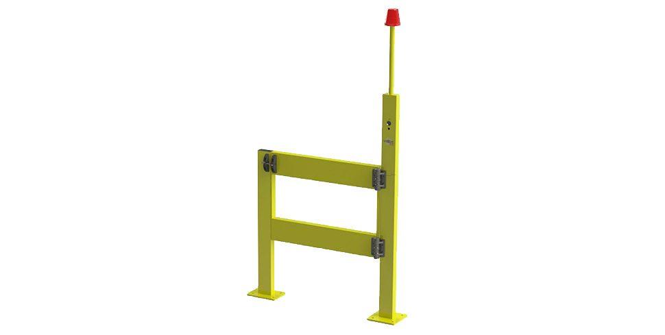 verge vivid gate warehouse safety